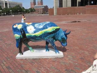 Vincent's Cow