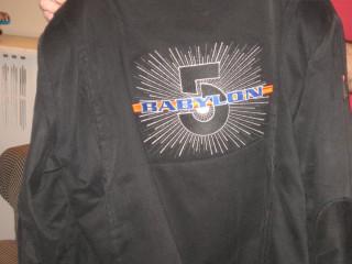 Troy Rutter's Babylon 5 Jacket