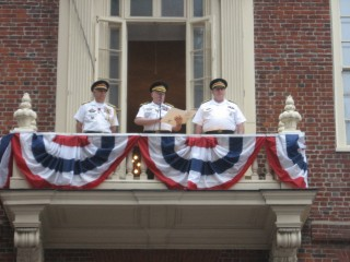 The Reading of the Declaration