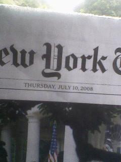 New York Times From Waynesboro, VA