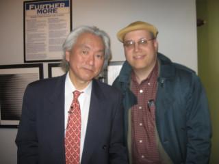 Dr. Michio Kaku, Michael A. Burstein