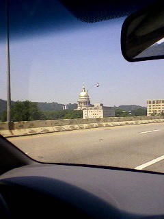 The Capitol Building, West Virginia