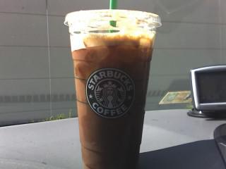 Ah, Starbucks