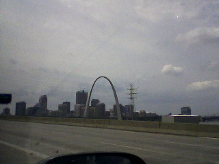 The St. Louis Arch