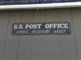 Emma Gets Her Own Post Office