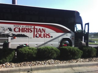 Holy Bus, Batman