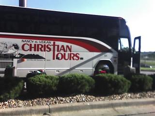 Holy Bus, Batman