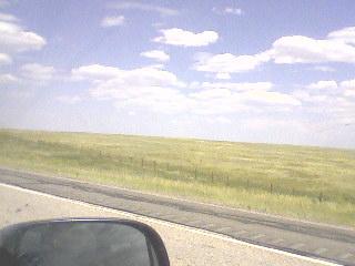 The Vast, Empty Spaces of Wyoming