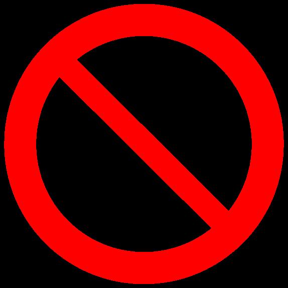 prohibitionsign