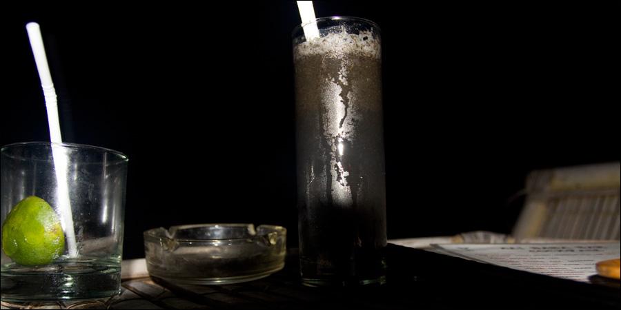 Грибной коктейль