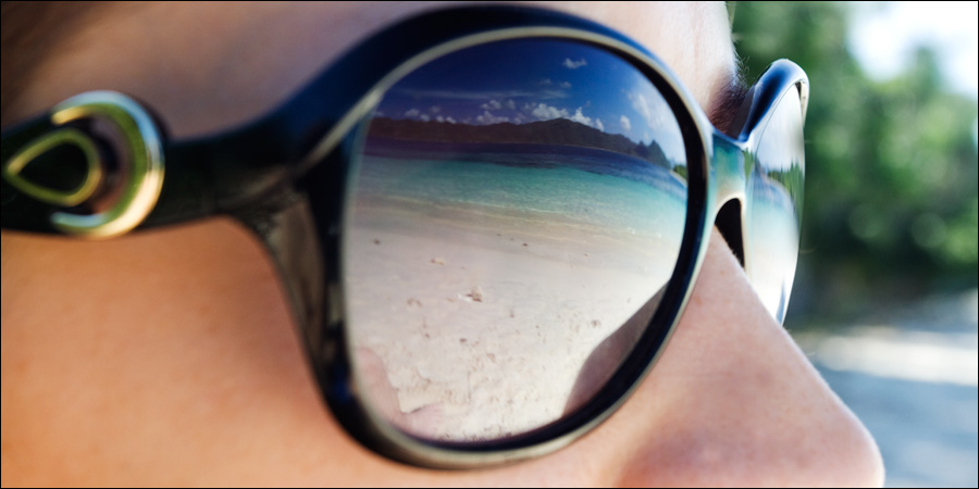 отражение