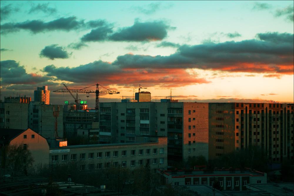 Пустая фоточка про Новосибирскую реальность