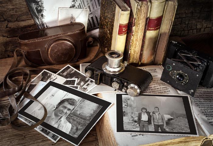 Alter Bilder