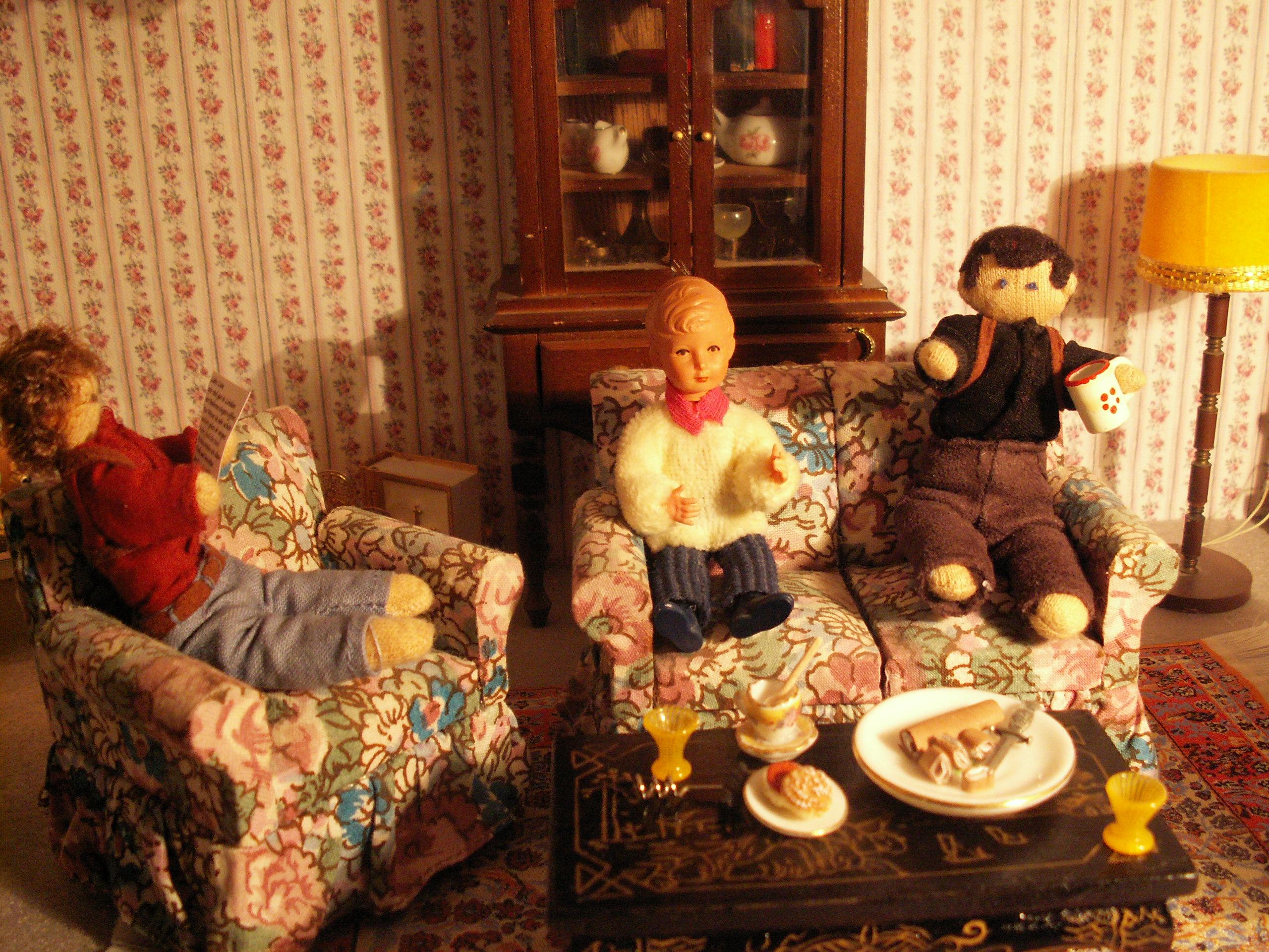 Tea and Swissroll 5