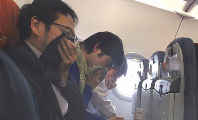 Вонь до небес! Второй подряд скандал на борту из-за пахучего пассажира