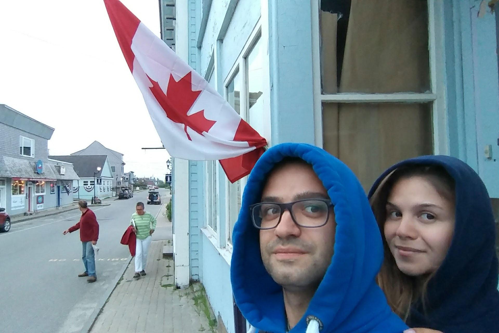 Пора валить в Канаду!