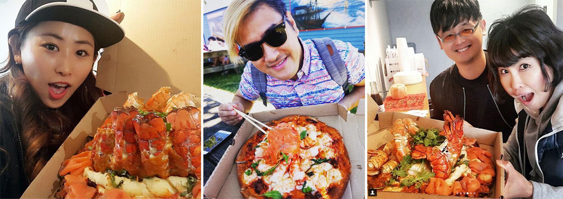 Пицца за 850 долларов: что за лохи её едят? ванкувер