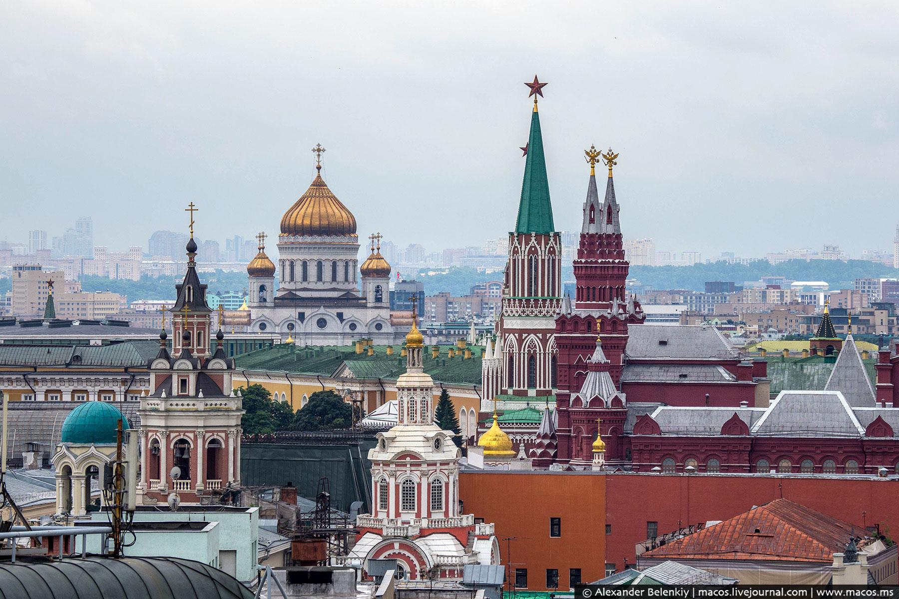Кремль уже никуда не годится