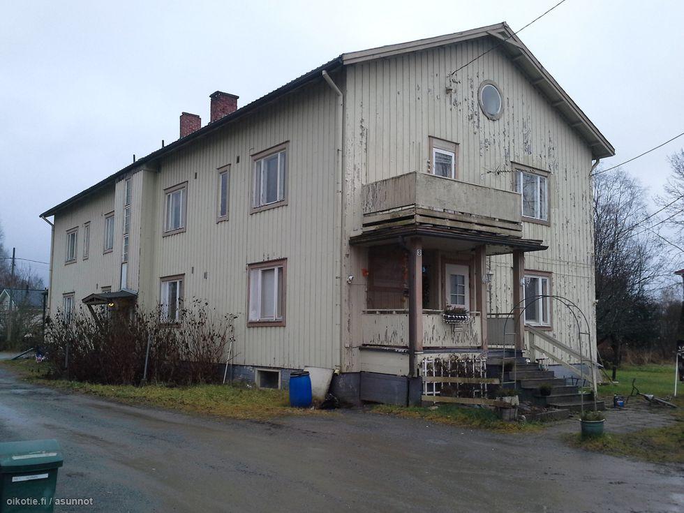 «Шокирующий хлев» - квартира в глубинке Финляндии