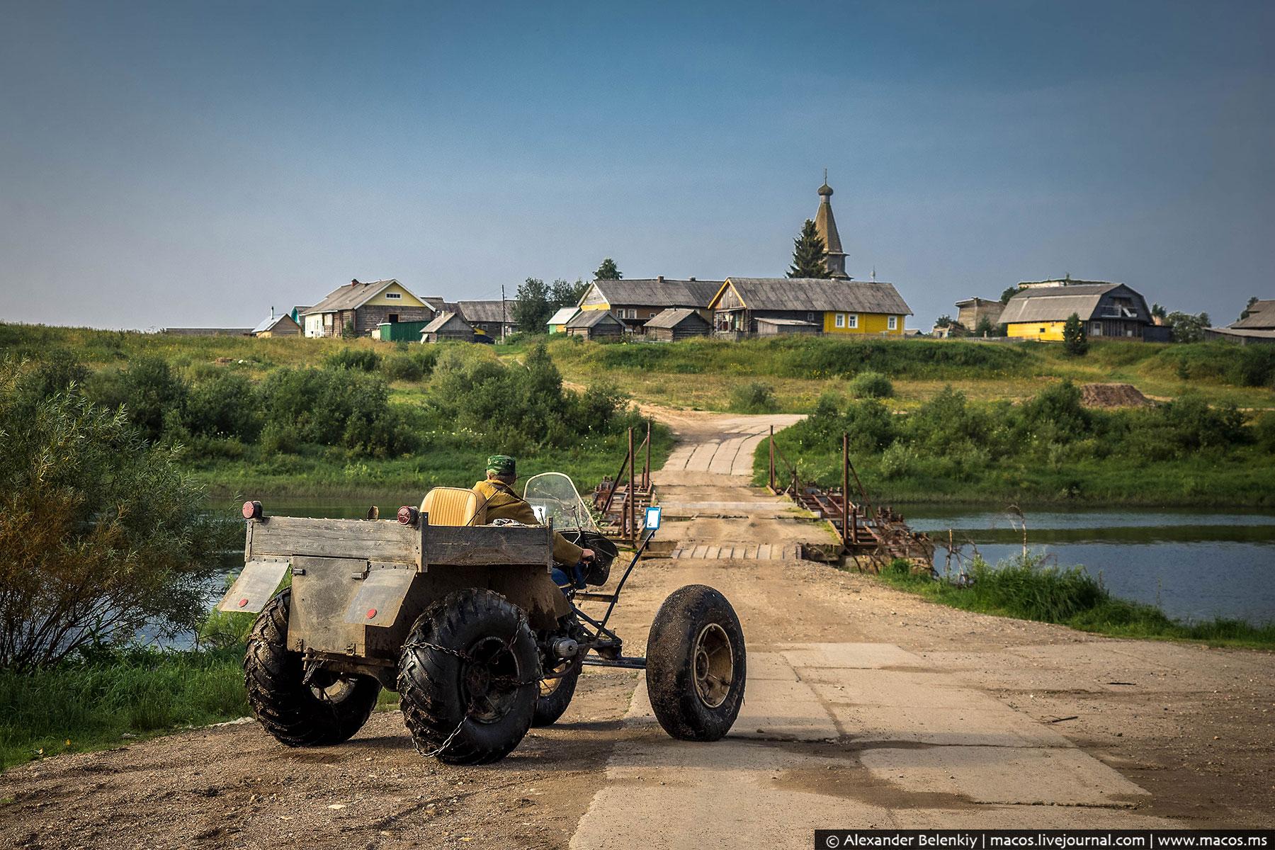 Россия за МКАДом. Как живёт Русский Север
