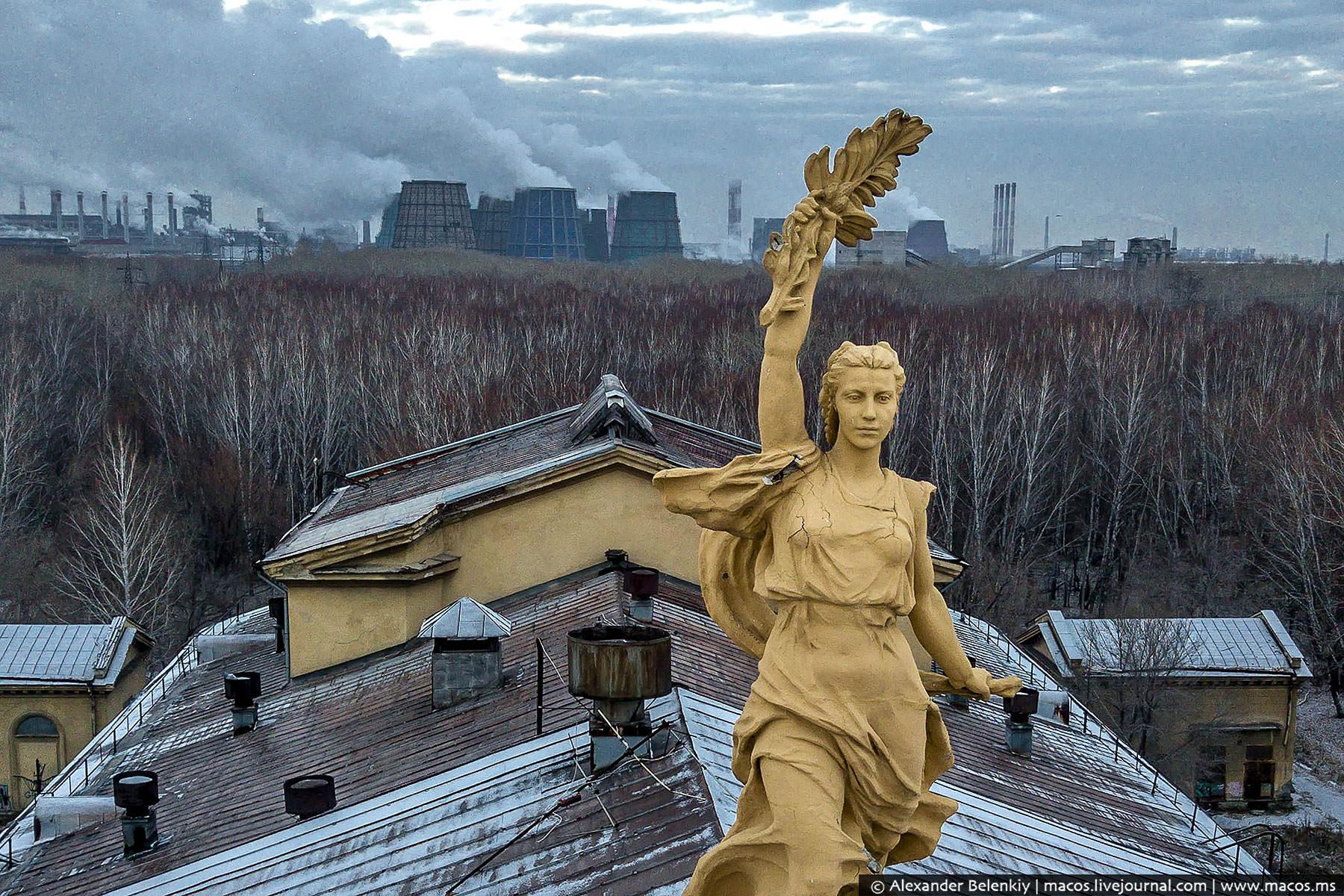 Челябинск подсел на колёса