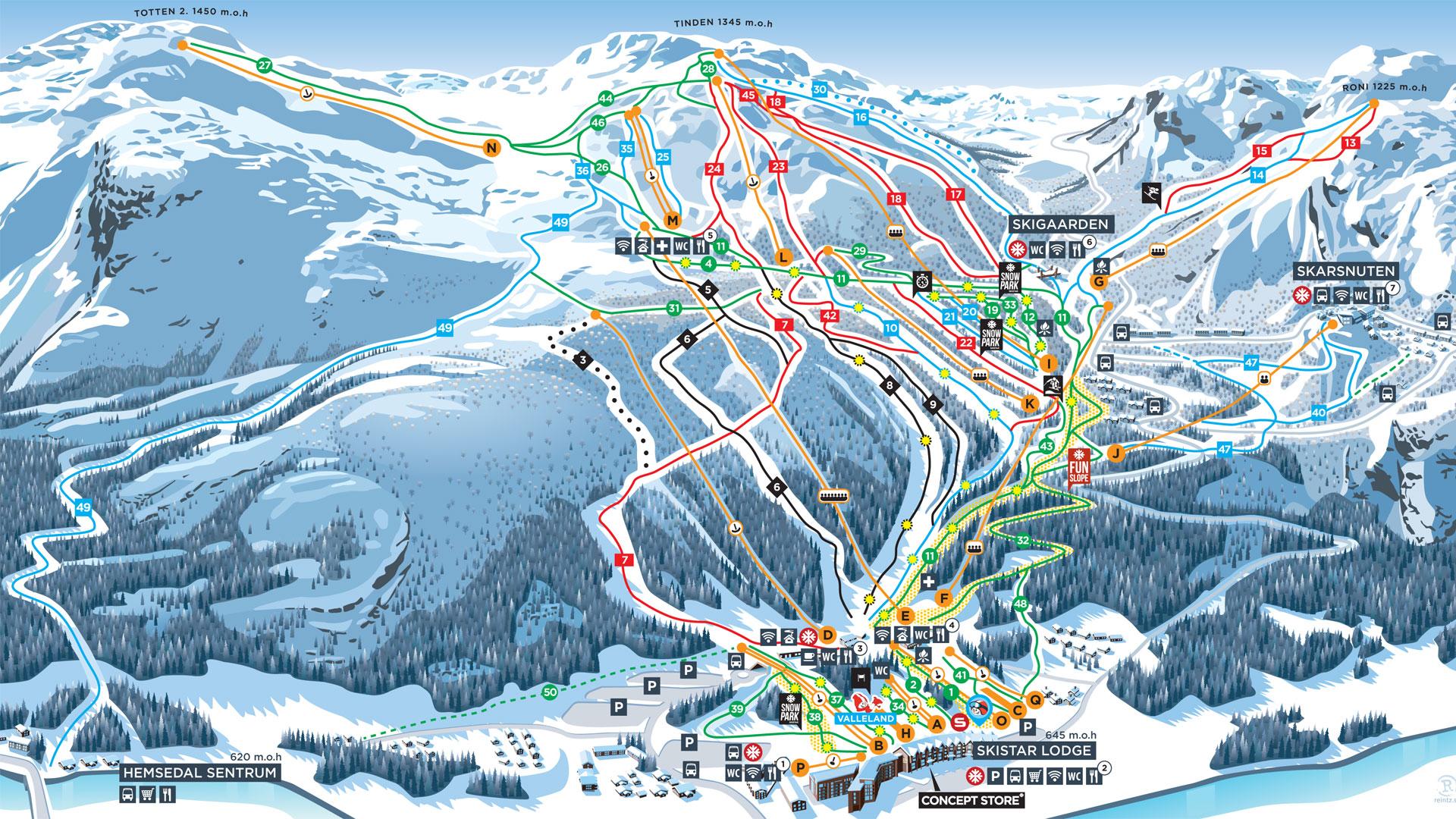 Горные лыжи лучше сноуборда!