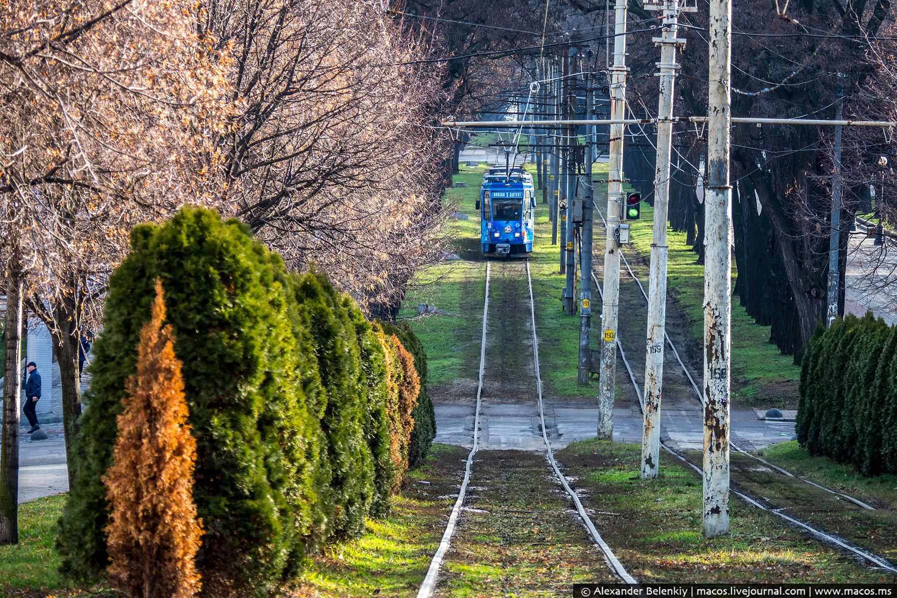 Днепр — самый необычный город Украины