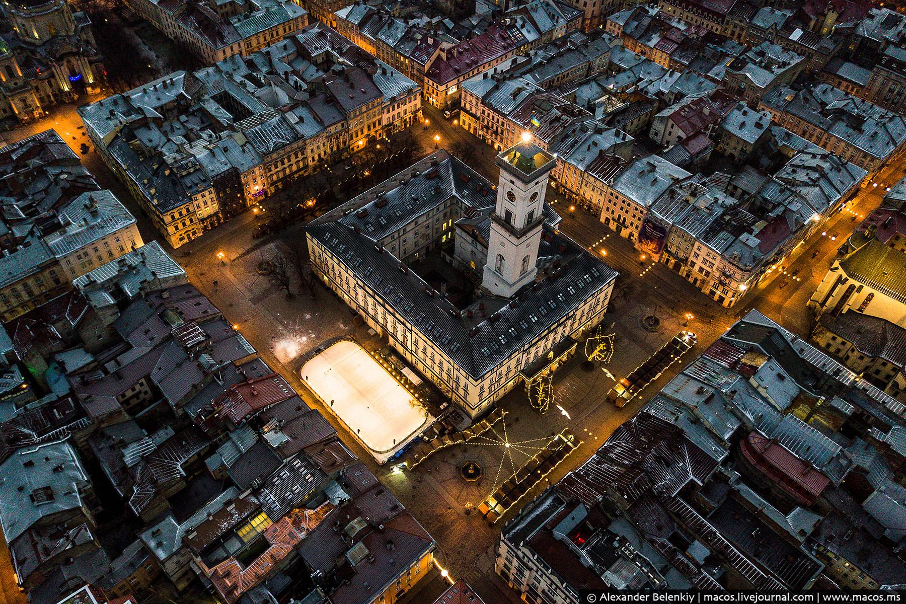 Украина, Львов. Ожидание и реальность