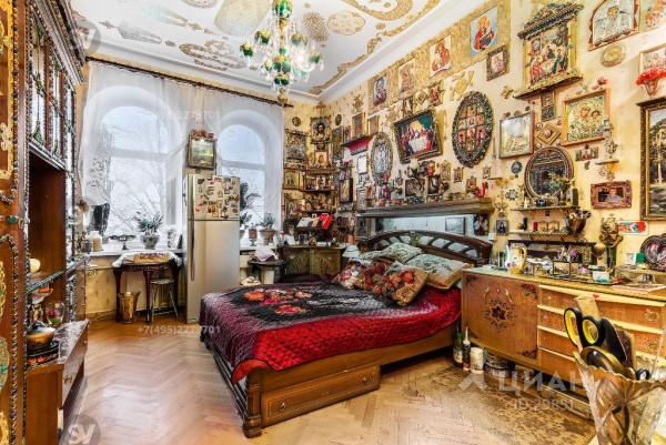 Дорохо-бохато: квартира московского барона
