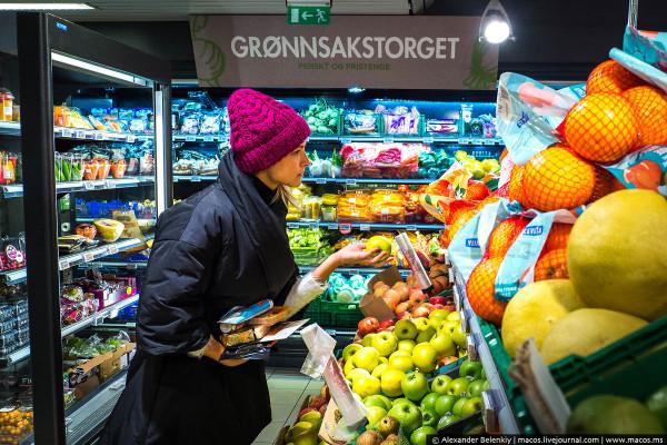 Извините, это Норвегия! Правда о ценах в