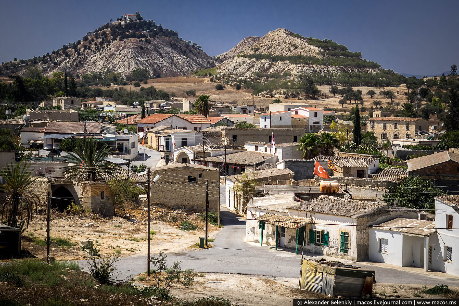 43 года в осаде: как выживает турецкая деревня посреди греческого Кипра