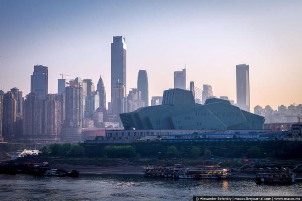 Чунцин: просто самый большой город в мире!