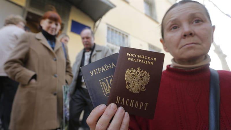 """Россия опять """"сделала"""" Украину"""