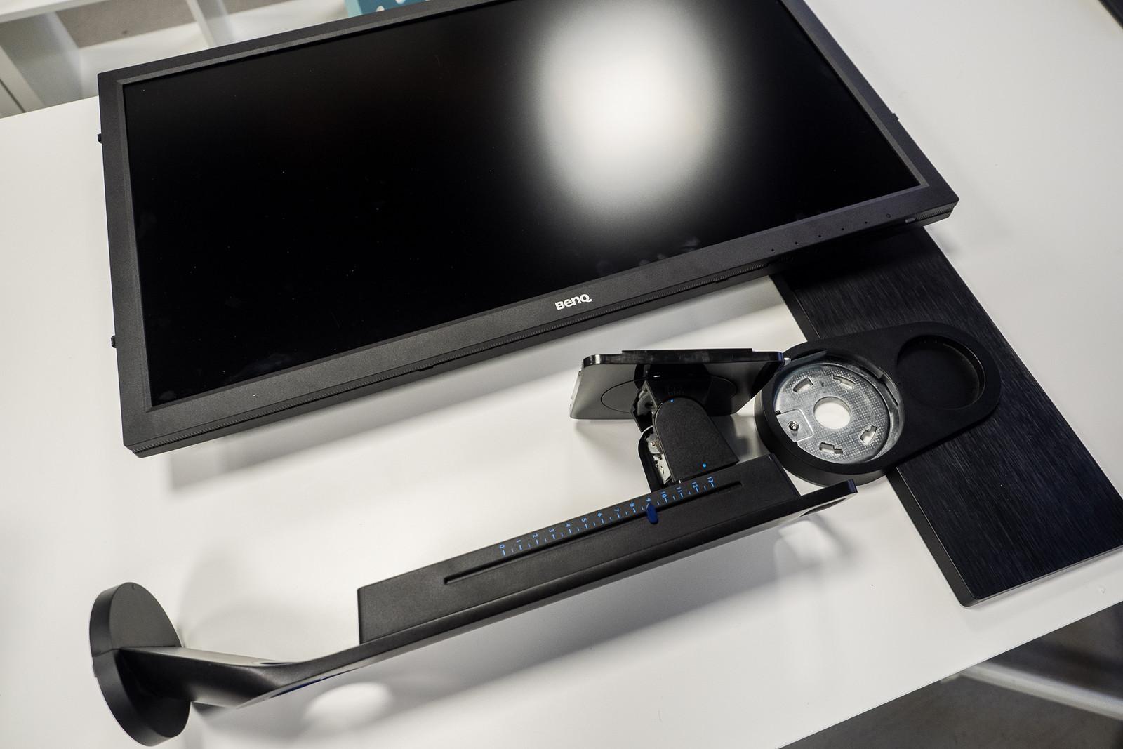 BenQ SW2700PT монитор обзор review