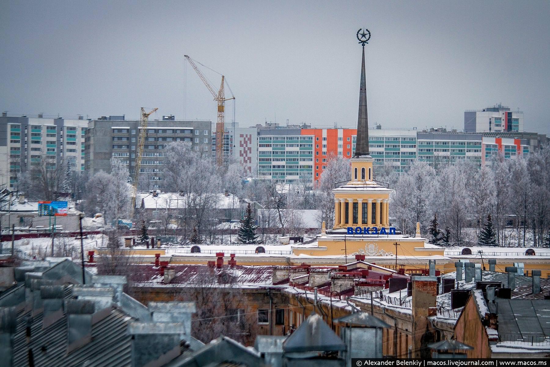 Петрозаводск картинки