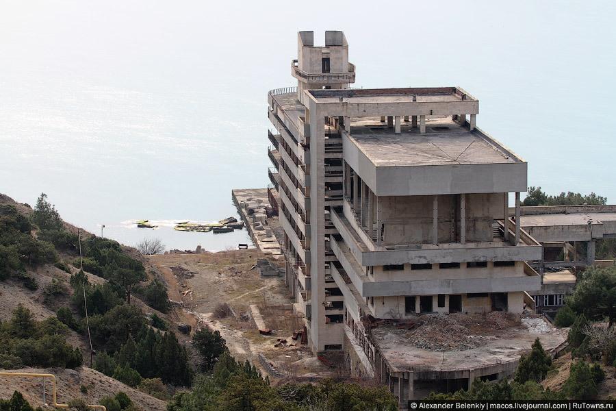 Отельный бизнес уносит ноги из Крыма