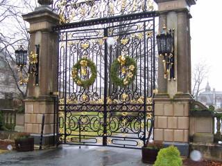Belcourt Main Gate