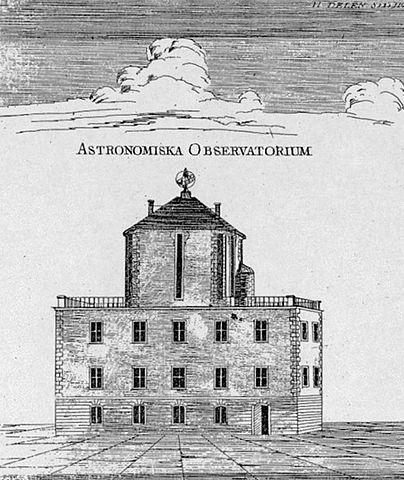 Астрономическая обсерватория в Уппсале
