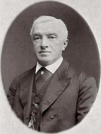 С. В. Алексеев, отец Станиславского