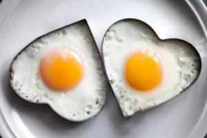 Яичница для двоих