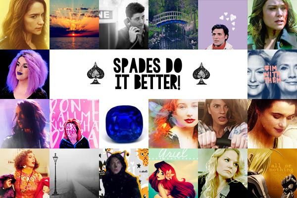team spades