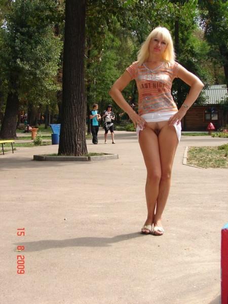 Конченая женщина из Днепропетровска, которая фотографирует свою пилотку в общественных местах!!!+40 IAN1koqwe9k