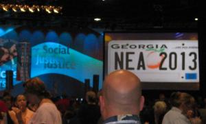 NEA 2013 Teachers Working Late
