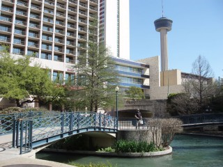 Tower of the Americas in HemisFair Park