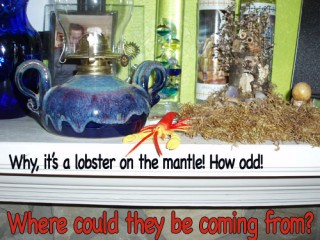 Yep, It's Another Lobster