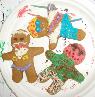 Various cookies.
