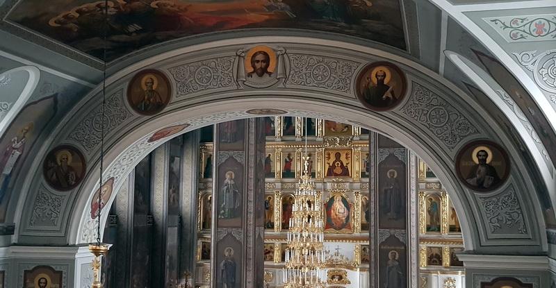 Колокольня Воскресенского собора