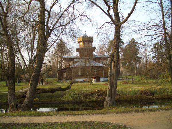 Дом-усадьба Репина Здравнево