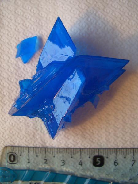 кристалл купороса