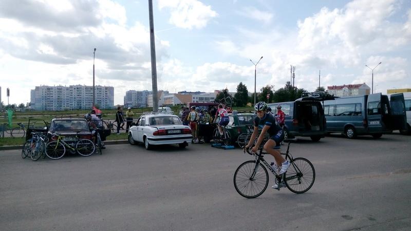 велогонка витебск